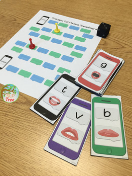 Phoneme Cell Phones: Articulation of Sounds in Isolation