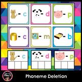 Phonemic Awareness - Phoneme Deletion