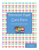 Phoneme Flash Card Pack