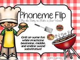 Phoneme Flip- Fun with Phoneme Substitution