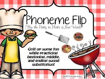 Phoneme Flip- Fun with Phoneme Substitution