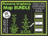 Phoneme-Grapheme Map BUNDLE