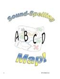 K & 1st grade Phoneme-Grapheme Map (Sound-Spelling Map)