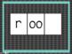 Phoneme-Grapheme Map: oo words