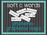 Phoneme-Grapheme Map: soft c words