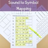 Phoneme Grapheme Mapping