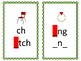 Phoneme/Grapheme Sound Spelling Cards (Light Green)