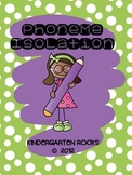 Phoneme Isolation - Phonological Awareness Mini-Lesson