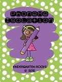Phoneme Isolation - Phonological Awareness Mini-Lesson