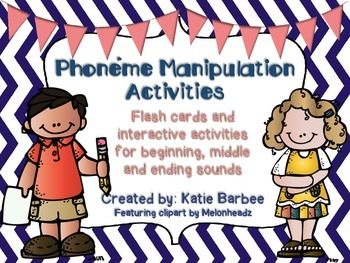 Phoneme Manipulation Pack