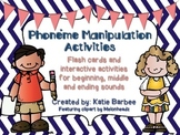 Phoneme Manipulation Pack