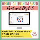 Phoneme Manipulation Task Box (Phonemic Awareness)