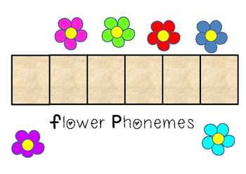 Phoneme Place mats for sounding out