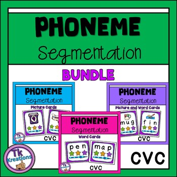Phoneme Segmentation Bundle