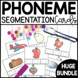 Phoneme Segmentation Bundle - Vowels, Blends, and Digraphs