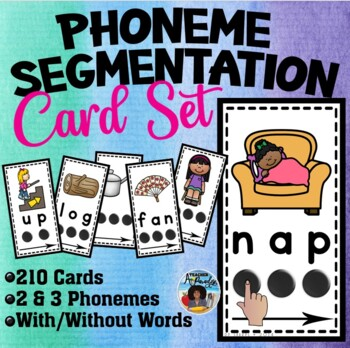Phoneme-Segmentation Card Set