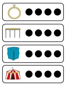 Phoneme Segmentation Cards