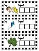 Phoneme Segmentation Cards--3 Phonemes
