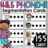 Phoneme Segmenting Cards   Guided Reading Activities   4 a