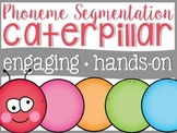 Phoneme Segmentation Caterpillar {CVC Words}