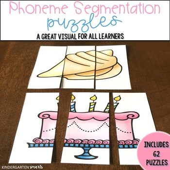 Phoneme Segmentation Puzzles