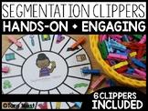 Phoneme Segmentation Clippers
