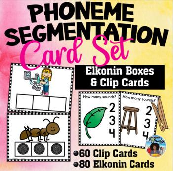 Phoneme-Segmentation Combo Pack