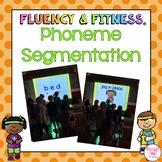 Phoneme Segmentation Fluency & Fitness Brain Breaks Bundle
