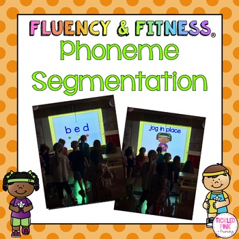 Phoneme Segmentation Fluency and Fitness Brain Breaks Bundle