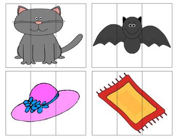Phoneme Segmentation Fluency Puzzle