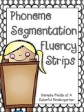 Phoneme Segmentation Fluency Strips