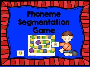 Phoneme Segmentation Game