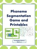 Phoneme Segmentation Game and Printables