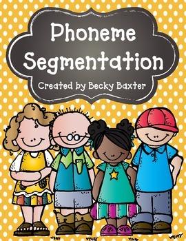 Phoneme Segmentation- K or 1st