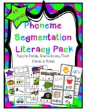 Phoneme Segmentation Literacy Pack {Guided Reading, Interv