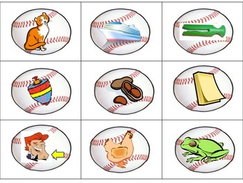 Phoneme Segmentation Literacy Station Activity Great for Daily 5 Word Word