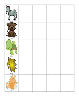Phoneme Segmentation - Phonological Awareness Skills Test - Skill #13