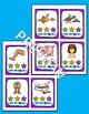 Phoneme Segmentation Picture Cards