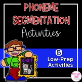 Phoneme Segmentation Activities (Low-Prep)