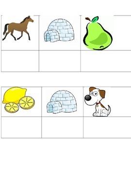 Phoneme Segmentation - Secret Word. StoryTown Theme 1 and 2