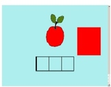 Phoneme Segmentation Smart Board lesson K-2