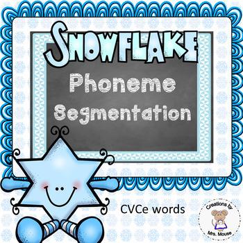 Phoneme Segmentation - Snowflake