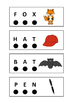 Phoneme Segmentation Strips
