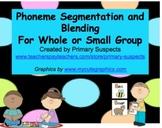 Phoneme Segmentation and Blending