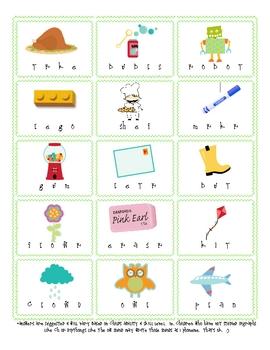 Phoneme Segmentation Practice Breaking Words Into Sounds
