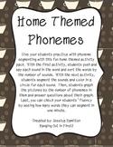 Phoneme Segmenting - Home
