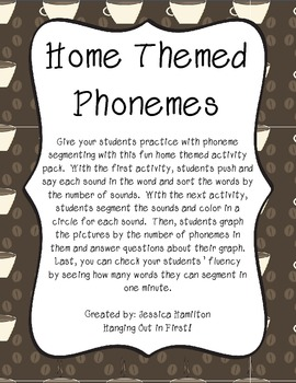 Phoneme Segmenting - Home