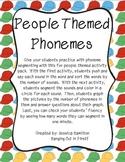 Phoneme Segmenting - People