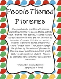 Phoneme Segmenting - People