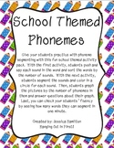 Phoneme Segmenting - School